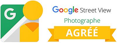 Photographe Agréé Google Visite 360 Pro