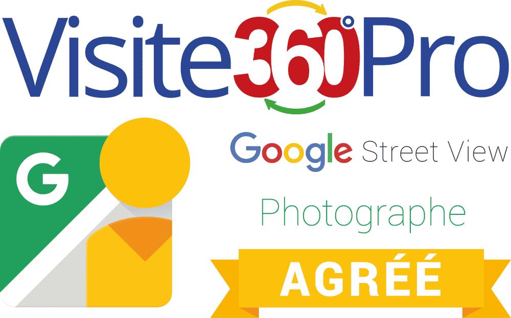Visite virtuelle Google Visite 360 Pro