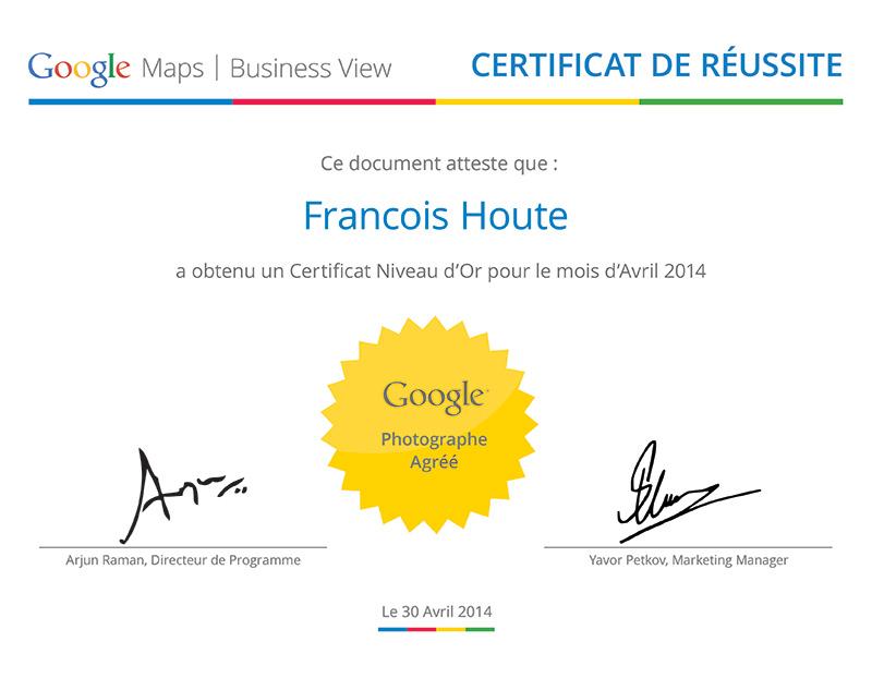 Récompense Google