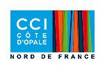 Logo CCI Côte d'Opale Nord de France