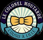 Logo Colonel Moutarde