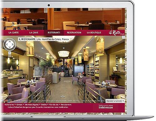 intégration de la visite virtuelle Street View dans un site Internet