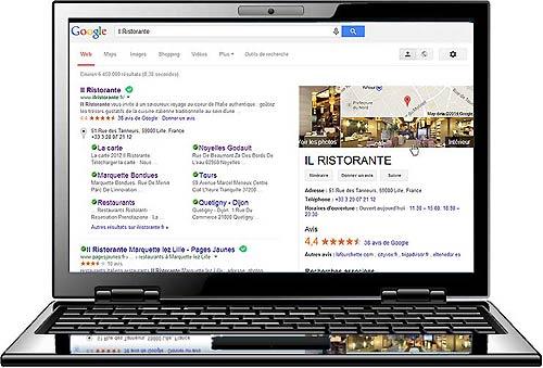 Résultat de recherche Google photographies 360 Street View