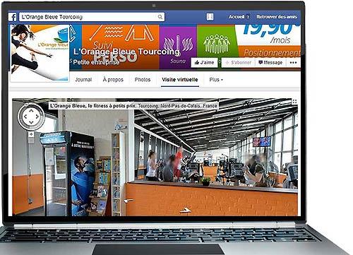 Intégration de votre Visite Street View dans votre page Facebook