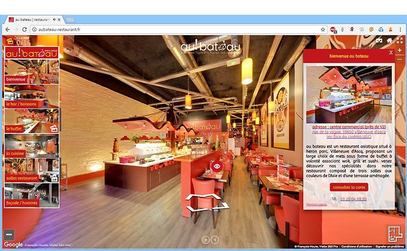 Restaurant Au Bateau