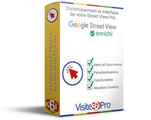 Enrichissement Street View et Interface