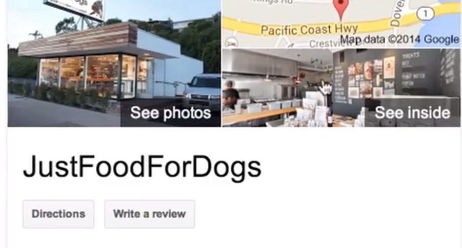 vidéo de démonstration Google Street View Pro