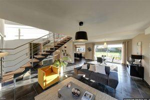 exemples visites virtuelles dans l'immobilier Visite 360 Pro