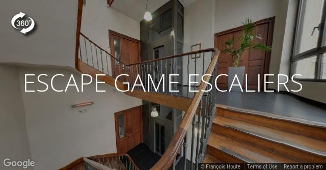 escape escalier